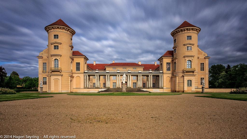 Castle of Rheinsberg