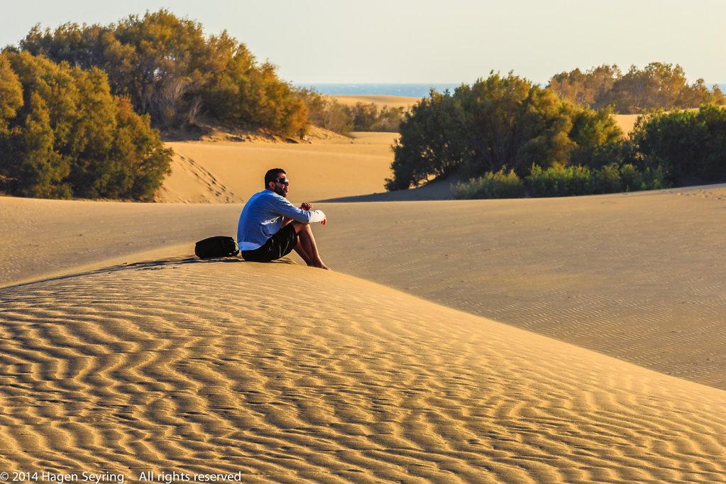 Dunes from Maspalomas