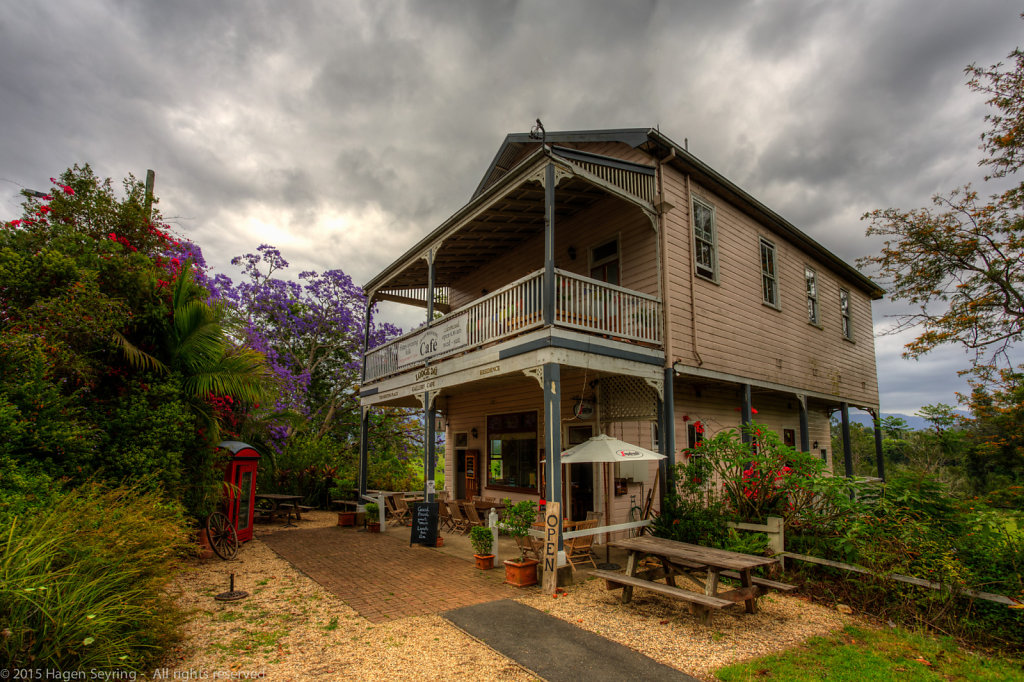Lodge 241 in Bellingen