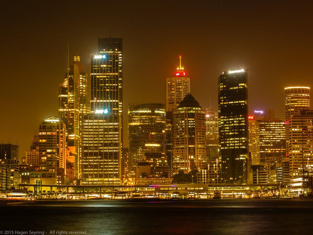 CBD Skyline, Sydney
