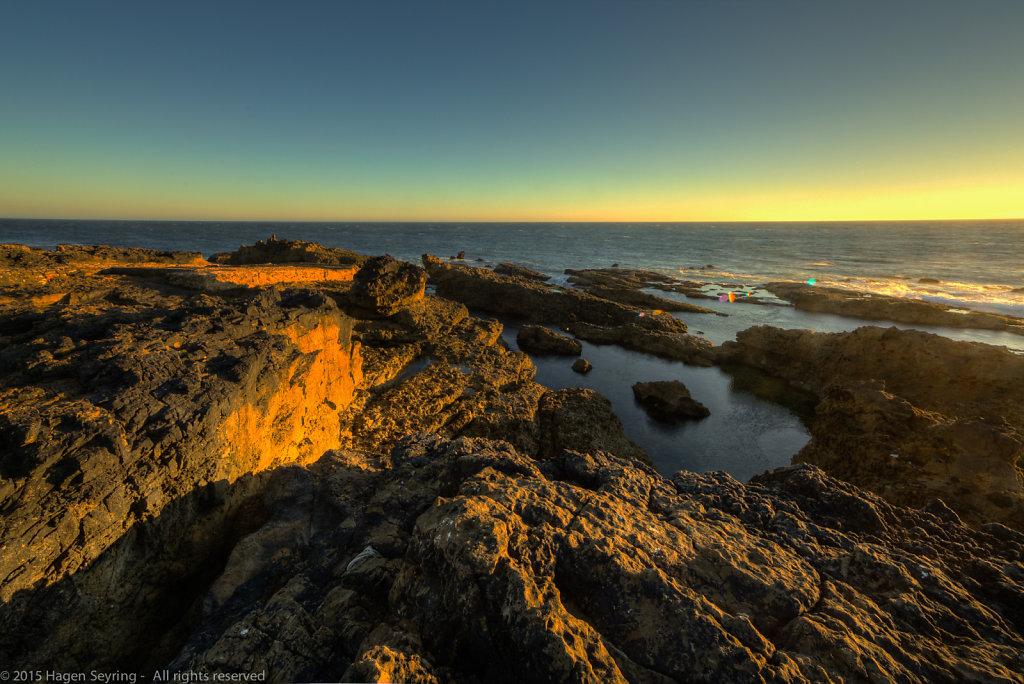 Rocks on Cabo Rossa