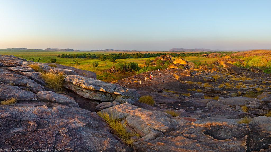 Ubirr Rocks, NT, Australia